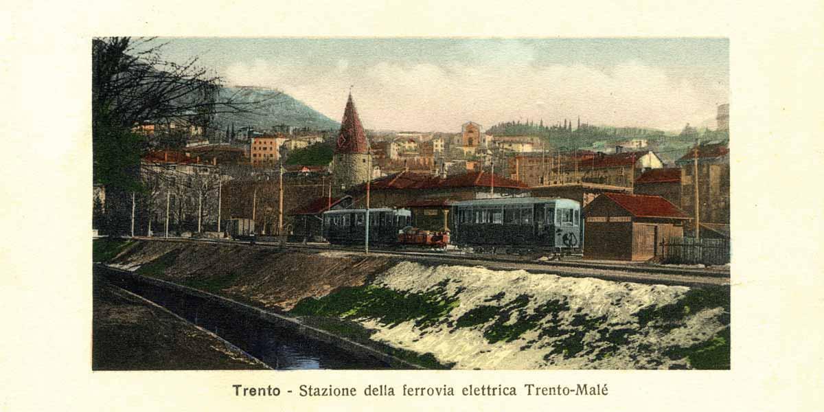 La costruzione della tramvia