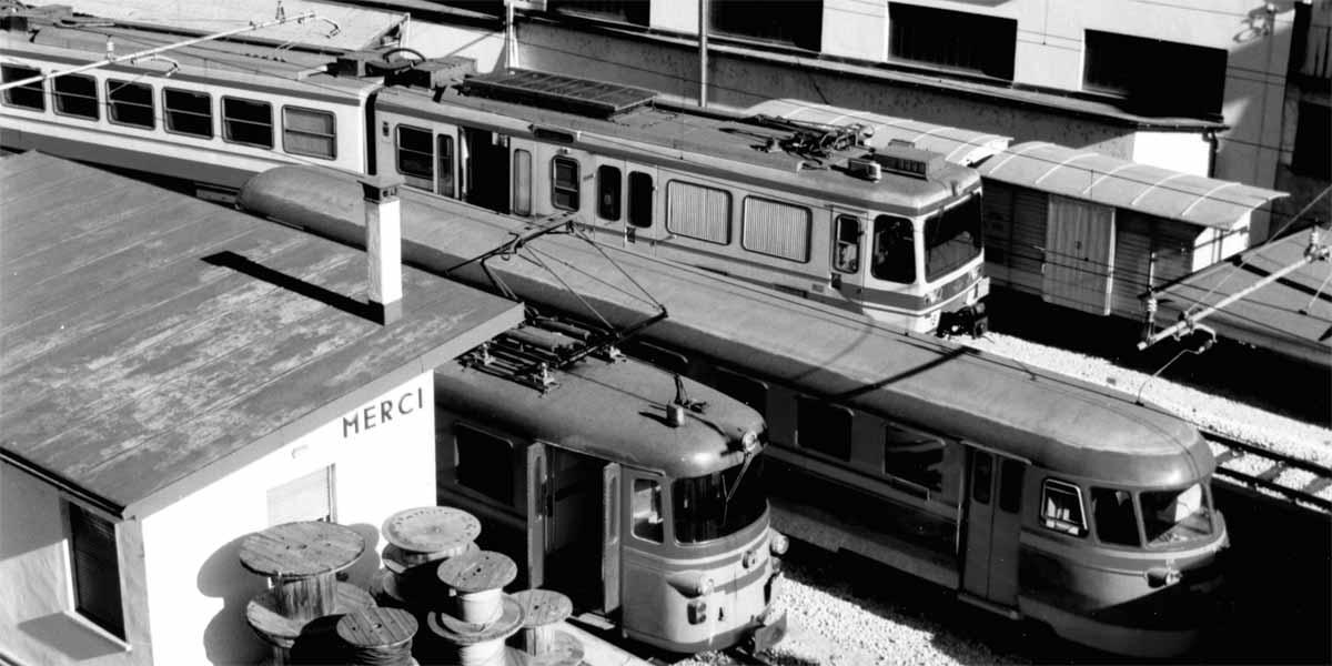 La nuova stazione di Trento