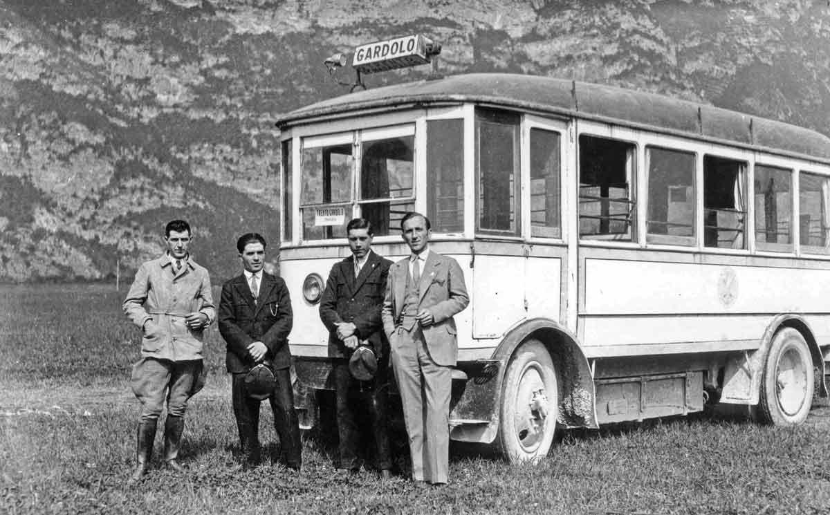 Il servizio urbano a Trento e Rovereto