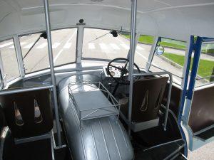 Interno autobus Fiat 626