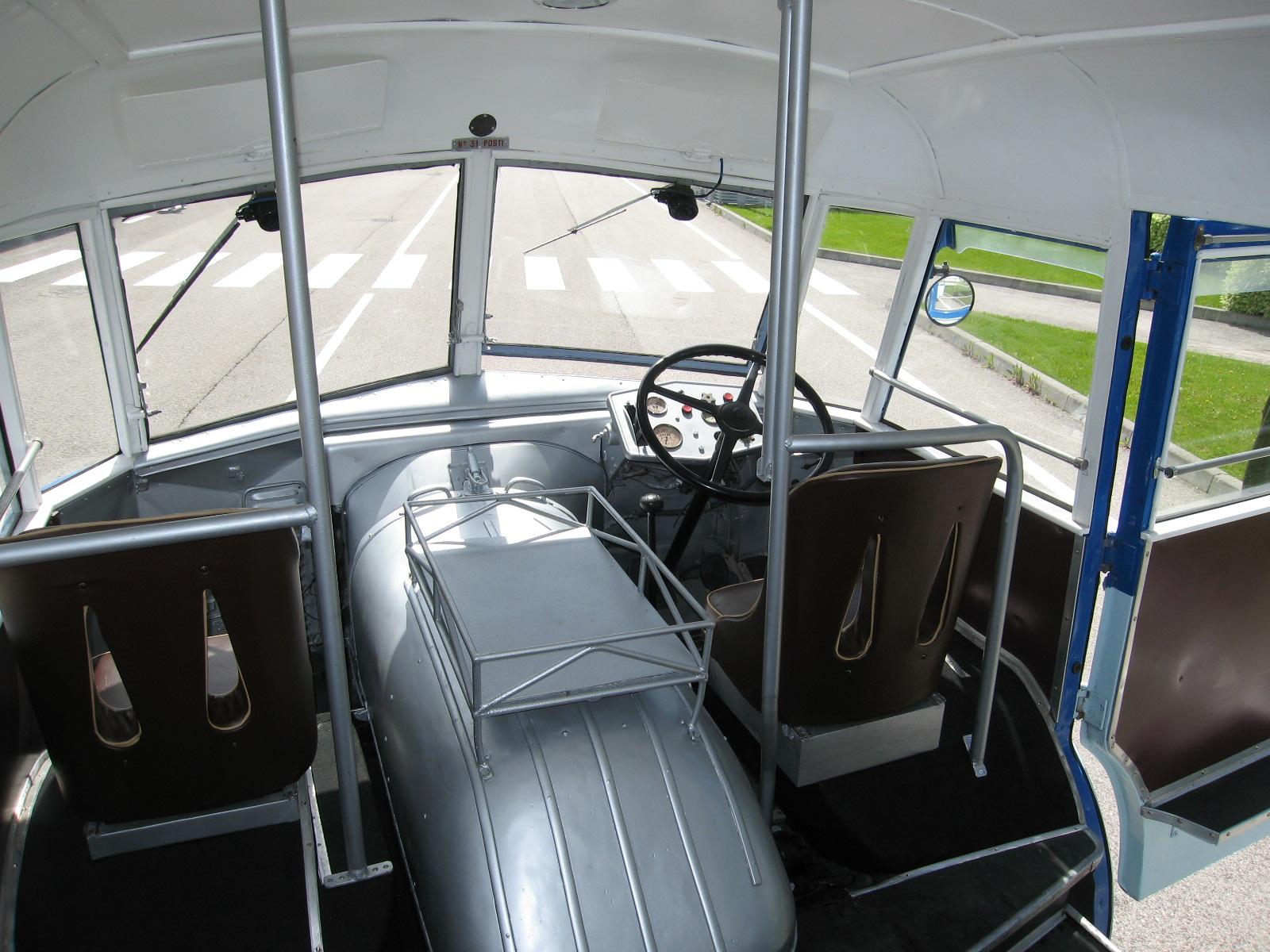 L Autobus Fiat 626 Ttram