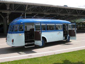Autobus Fiat 626